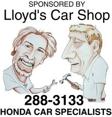 Lloyd's Car Shop Honda Specialists LloydsCarShop.com